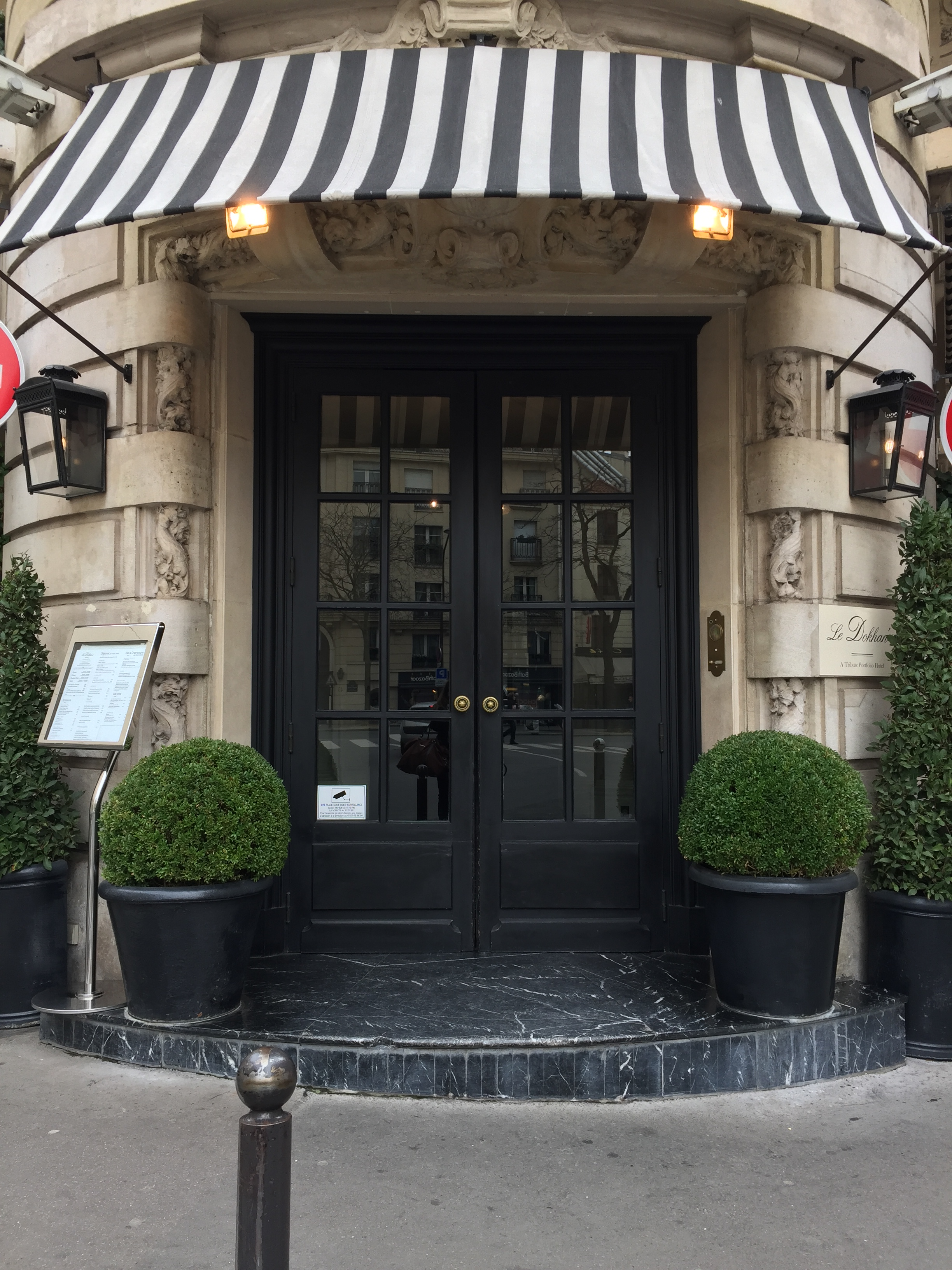 Hôtel Le Dokhan's Paris