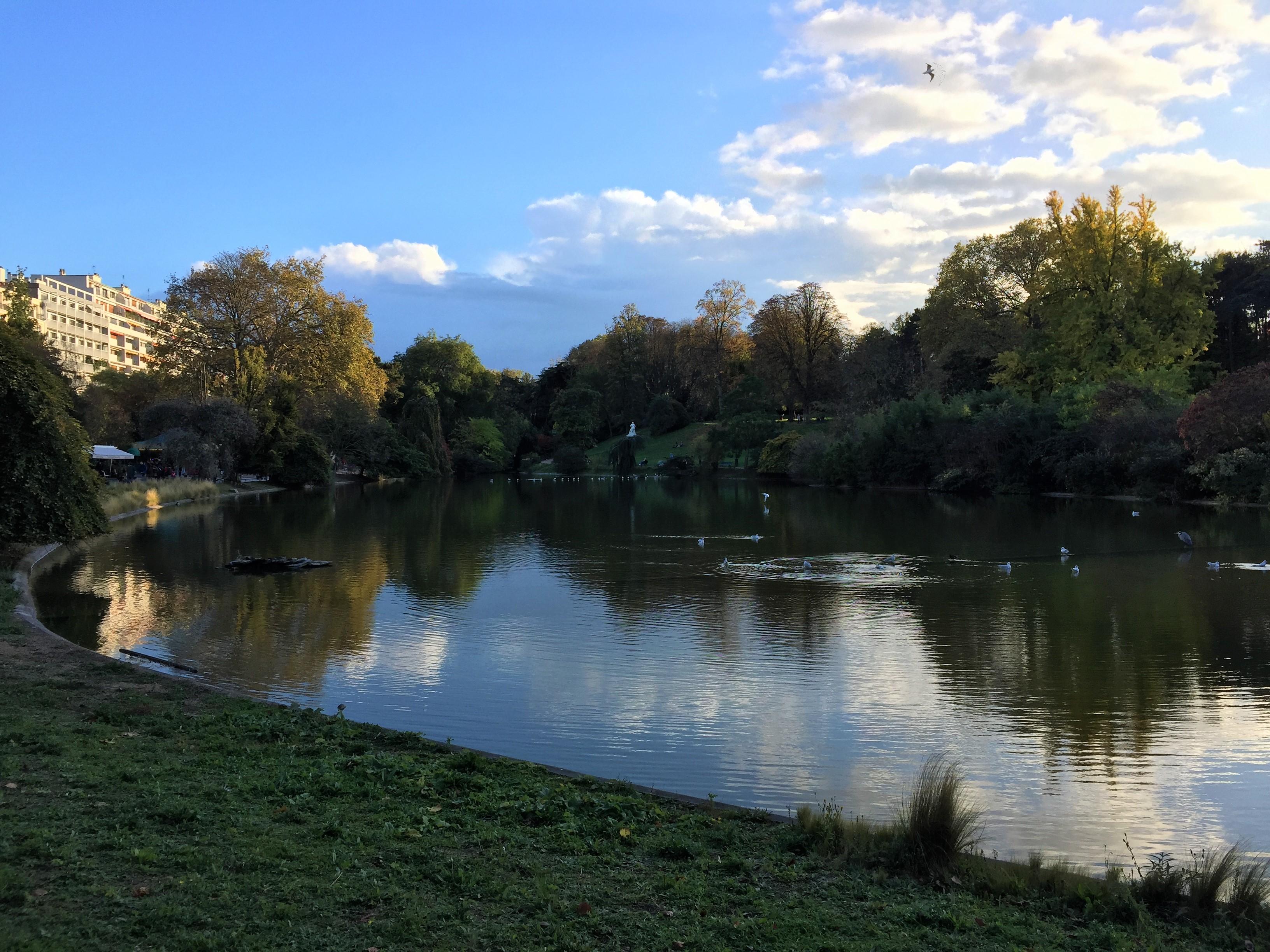 parc montsouris paris